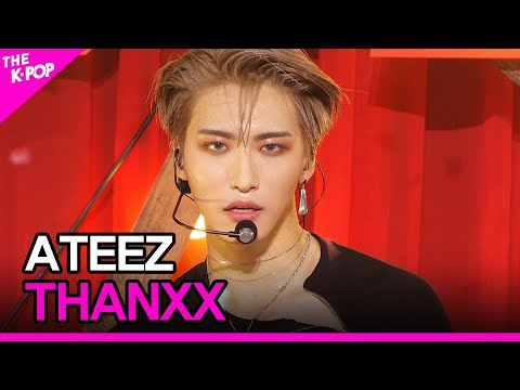 ATEEZ, THANXX  [THE SHOW 200901]