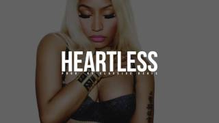 "(FREE) Nicki Minaj Type Beat - ""Heartless"""