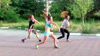 P-Square - Alingo / CHOREOGRAPHY by DEE 'JA roots' (Ukraine)