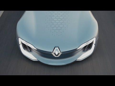 Renault TREZOR: Spirit of a new generation // Renault TREZOR : l'esprit d'une nouvelle génération