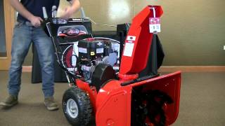 How to Choose a 2-Stage Snow Blower | Ariens®