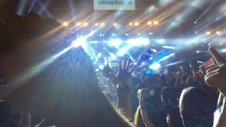 Young Again- Hardwell Viet Nam 2017