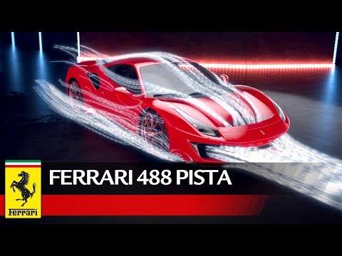 Ferrari 488 Pista - Aerodynamics