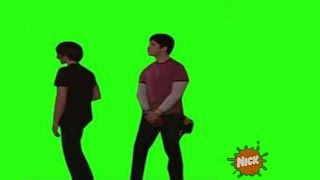 Drake And Josh Stuck In Treehouse No Laugh Green Screen [WITH LOGO]