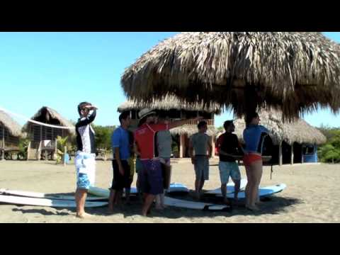 Bigfoot Surf School Leon Nicaragua