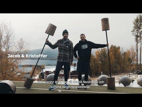 PÅ ÄVENTYR MED Petter Alexis Askergren och Mitsubishi
