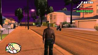Grand Theft Auto San Andreas Hilarious Sex Toy Scene !!