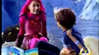 """Chamada da Sessão da Tarde: """"As Aventuras de Sharkboy e Lavagirl"""" (03/03/11)"""
