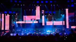 Luan Santana - Palacios e Castelos -DVD Ao vivo no Rio 2011.flv