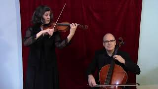 Happy Birthday Variations for violin and cello duet