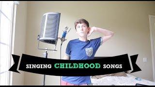Singing Childhood Songs | TREVOR MORAN