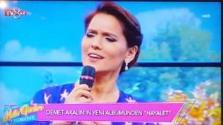 Demet Akalin Hayalet Yılmaz Morgul ile Mutlu Gunler Turkiye
