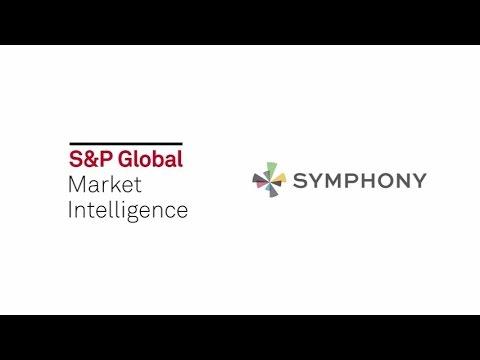 S&P Global Market Intelligence Over Symphony