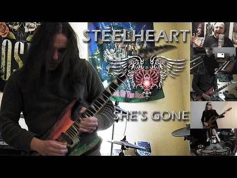 steelheart-shes-gone-full-cover-collaboration-stephlegratteux