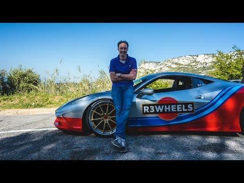 Driven:  Ferrari 458 Speciale w/ Straight Pipes Exhaust!
