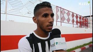Les mots de Mohamed Ounajem avant la finale aller de la Ligue des Champions face à Al Ahly d'Egypte