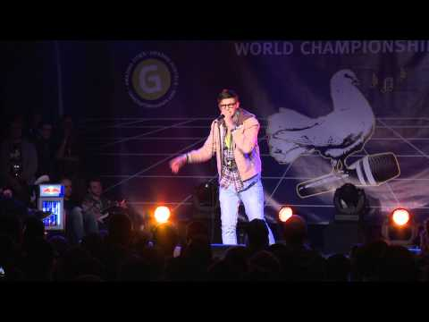 George Avakian – South Africa – 3rd Beatbox Battle World Championship