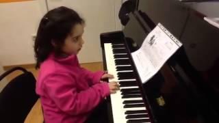 Vamusica - Carolina - A quinta do ti Manel - Piano