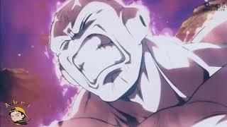 Dragon Ball Super ao som de Revelação