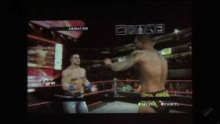 WWE Smackdown! vs Raw 2010 GC 09: Storyline Designer Walkthrough (Cam)