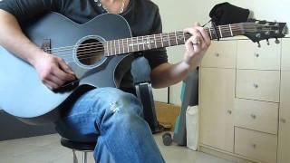 lecon guitare indochine kao bang