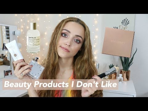 Disappointing Products   August