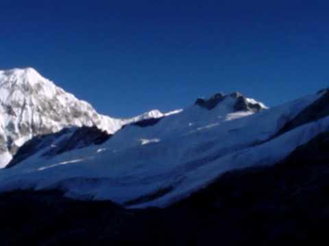 Langtang 04,way to yala peak2