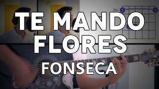 Te Mando Flores Fonseca Tutorial Cover - Guitarra [Mauro Martinez]