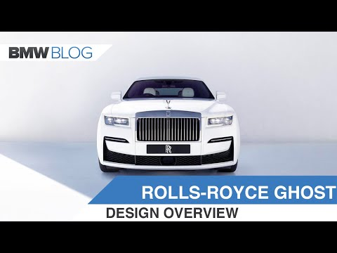 2021 Rolls-Royce Ghost - A V12 Luxury Powerhouse