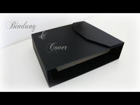 ❀Mini Album 20×20❀ Cover & Bindung [eng sub]