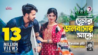 Tor Bhalobashar Majhe   তোর ভালোবাসার মাঝে   Shopnojal Band   Bangla New Song 2019   Official Video