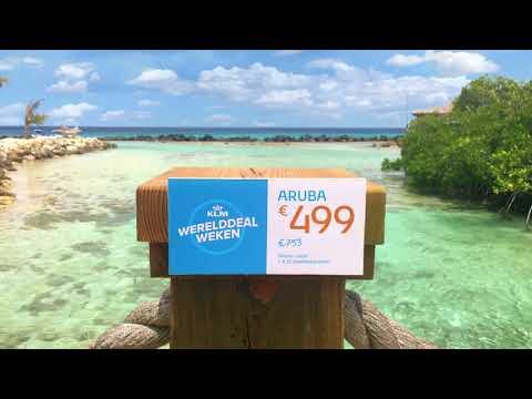 Werelddeal Weken 2018 Aruba