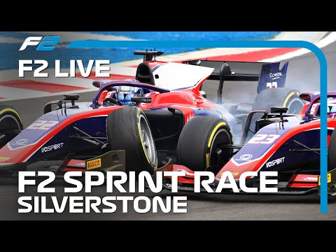 LIVE: Formel 2 Sprintrennen! | 2020 British Grand Prix