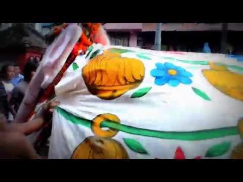 Pulukisi Dance : Indra Jatra
