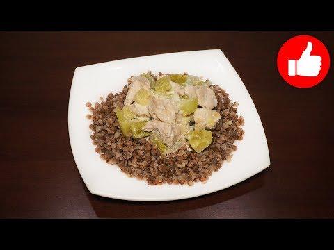 Что приготовить на ужин? Вкусная индейка с кабачками в мультиварке, рецепт #рецепты для мультиварки