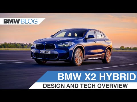 2020 BMW X2 plug-in hybrid - A Design and Tech  Overview