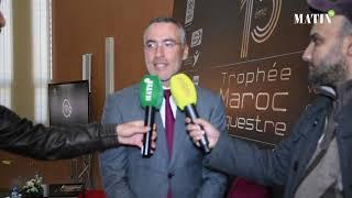 Trophée Maroc Équestre : Le gotha des cavaliers marocains honoré...