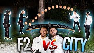 F2 VS JESUS & SILVA! | INSANE TEQBALL MATCH!