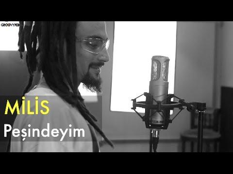 Milis - Peşindeyim // Groovypedia Studio Sessions