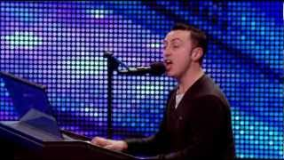 Graham Blackledge - La Bamba (Britain's Got Talent)
