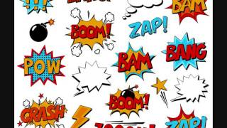 Cartoon sound effects Warner brothers vs Hanna Barbera mash up retro cartoon sounds