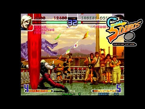 """THE KING OF FIGHTERS 2002 PLUS (KOF 2002 HACK) - """"CON 5 DUROS"""" Episodio 761 (1cc) (CTR)"""