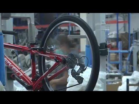 Kerékpárhiány Európában