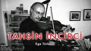 Tahsin İncirci  -  Ege Türküsü (feat. Wolflgang Köhler) [ Duo Divan © 2007 Kalan Müzik ]