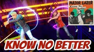 Know No Better (Major Lazer ft. Travis Scott, Camila Cabello, Quavo) - Dance Central Fanmade