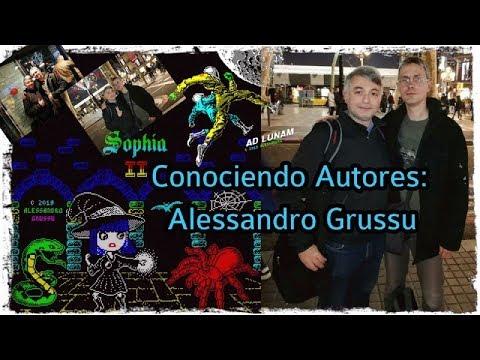 Conociendo Autores: Alessandro Grussu