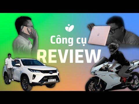 Giới thiệu công cụ Review trên Tinhte.vn - review dễ hơn bao giờ hết