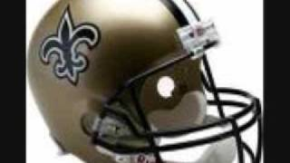 This is the way we live New Orleans Saints