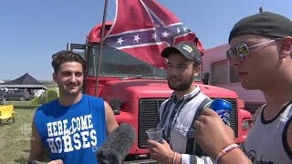 Confederate flags fly at Sask Craven Country Jamboree