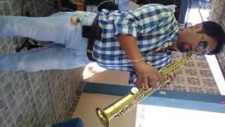 Ódiame - Los Embajadores Criollos (Soprano Sax) Renatto Figueroa